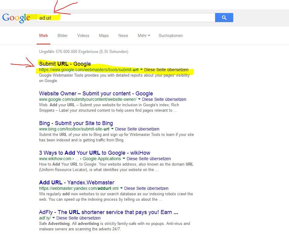 Url Bei Google Anmelden